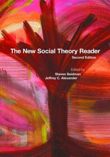 New Social Theory Reader  2nd 2008 (Revised) edition cover