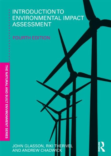 Introduction to Environmental Impact Assessment  4th 2012 (Revised) 9780415664707 Front Cover