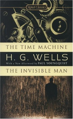 Time Machine - The Invisible Man  N/A edition cover