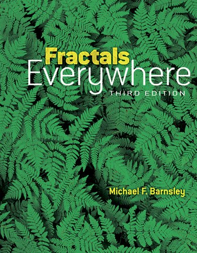 Fractals Everywhere  3rd 2012 (Revised) edition cover