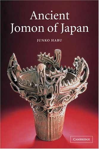 Ancient Jomon of Japan   2004 edition cover