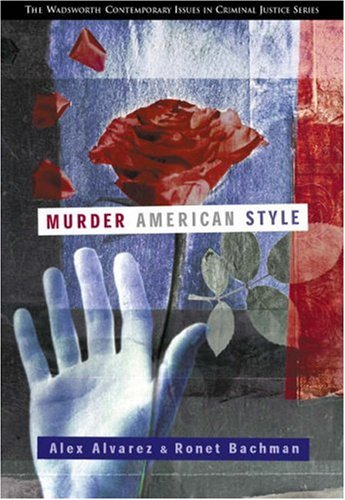 Murder American Style   2003 edition cover