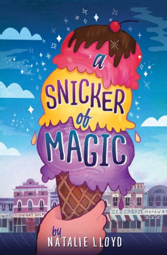 Snicker of Magic   2014 edition cover