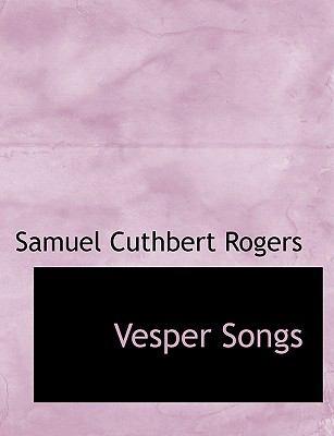Vesper Songs  2008 edition cover