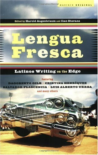Lengua Fresca Latinos Writing on the Edge  2006 edition cover