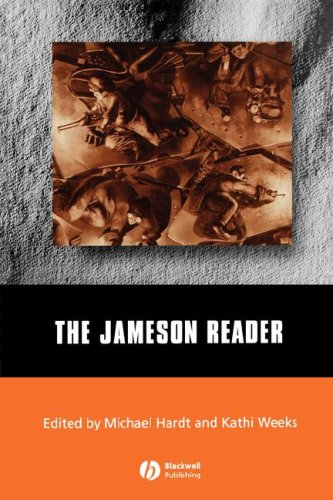 Jameson Reader   2000 edition cover
