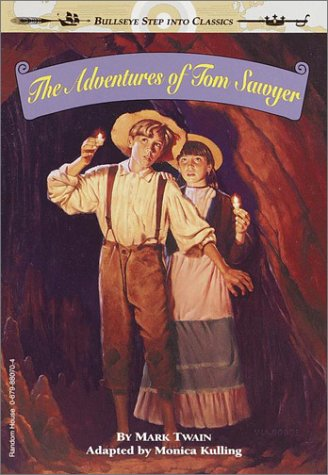 Adventures of Tom Sawyer   1995 edition cover