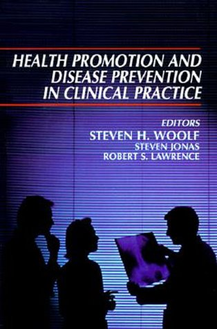 Health Promotion and Disease Prevention in Clinical Practice   1996 9780683092707 Front Cover