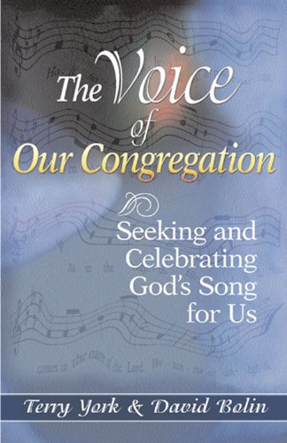 Voice of the Congregation Seeking and Celebrating God's Song for Us N/A edition cover