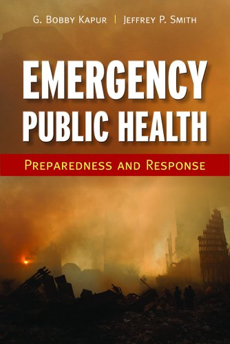 Emergency Public Health Preparedness and Response  2012 (Revised) edition cover