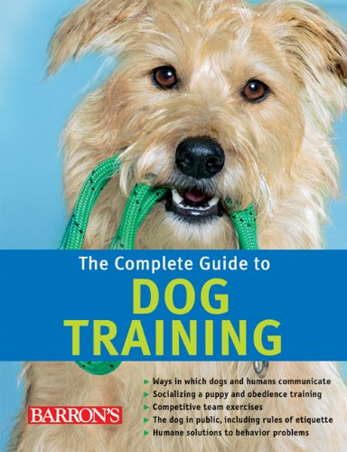 Complete Guide to Dog Training   2008 edition cover