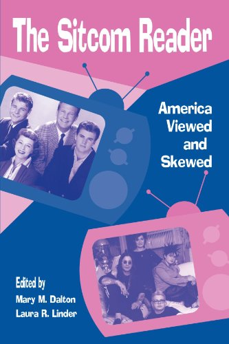 Sitcom Reader America Viewed and Skewed  2005 edition cover