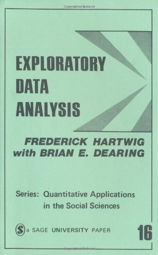 Exploratory Data Analysis   1979 edition cover