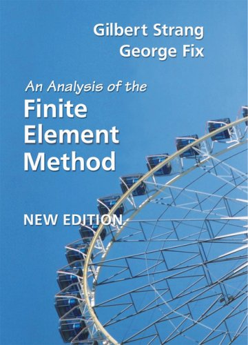 Analysis of the Finite Element Method  2nd 2008 edition cover