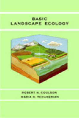 Basic Landscape Ecology  2011 9780983161707 Front Cover