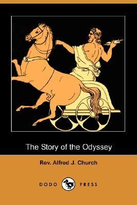 Story of the Odyssey  N/A 9781406513707 Front Cover
