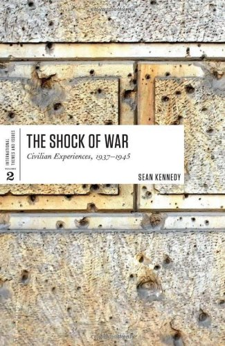 Shock of War Civilian Experiences, 1937-1945  2011 edition cover
