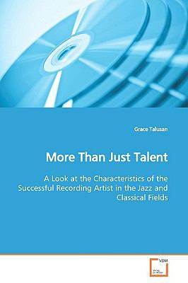 More Than Just Talent:   2009 9783836482707 Front Cover
