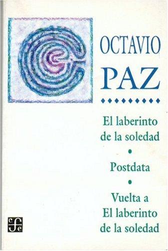 Laberinto de la Soledad, Postdata, Vuelta a el Laberinto de la Soledad  1981 edition cover