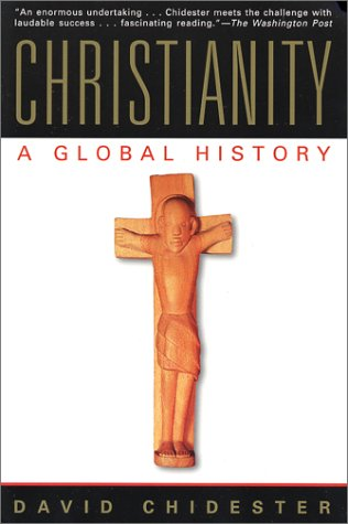 Christianity A Global History Reprint edition cover