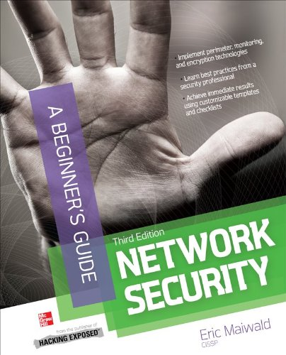 Network Security  3rd 2013 edition cover