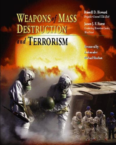 Weapons of Mass Destruction and Terrorism   2008 9780073379708 Front Cover