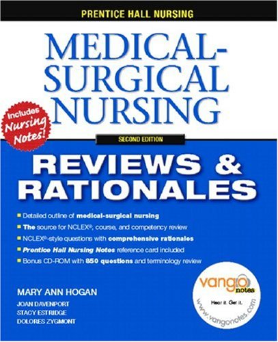 Medical-Surgical Nursing  2nd 2008 edition cover