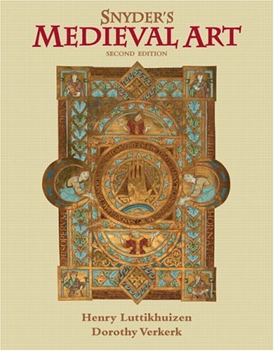 Snyder's Medieval Art  2nd 2006 (Revised) edition cover