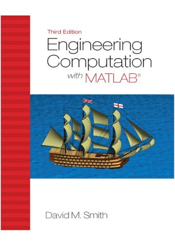 Engineering Computation with MATLAB  3rd 2013 (Revised) edition cover