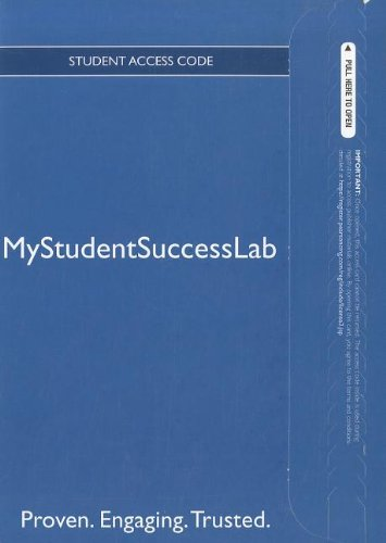 Student Success   2012 9780132782708 Front Cover