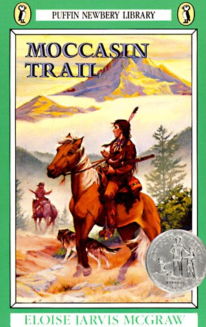 Moccasin Trail  N/A 9780140321708 Front Cover