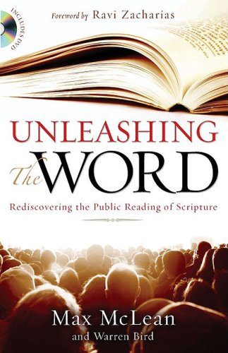 Unleashing the Word Rediscovering the Public Reading of Scripture  2009 edition cover