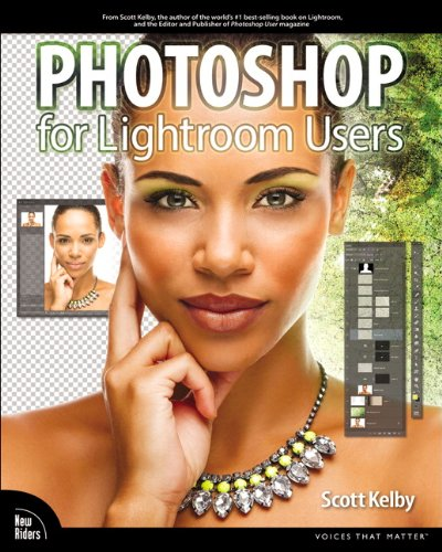 Photoshop for Lightroom Users   2014 edition cover
