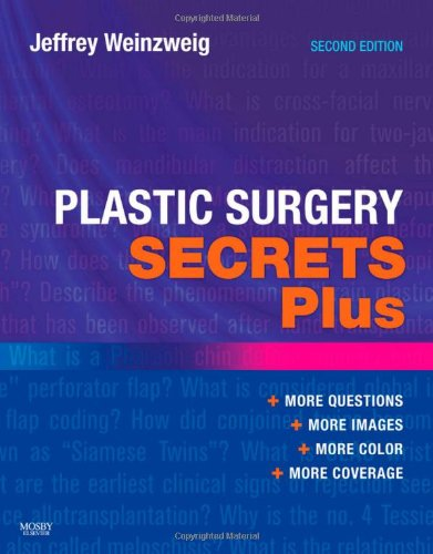 Plastic Surgery Secrets Plus  2nd 2010 9780323034708 Front Cover