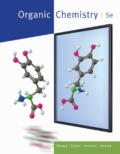 Organic Chemistry  5th 2009 edition cover
