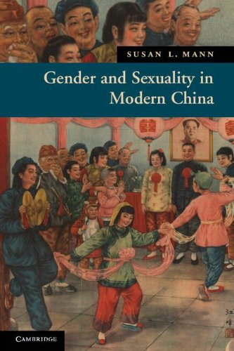 Gender and Sexuality in Modern Chinese History   2011 edition cover