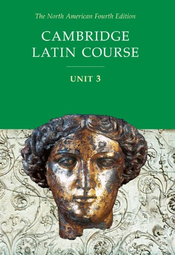 Cambridge Latin Course North American Edition 4th 2002 (Student Manual, Study Guide, etc.) edition cover