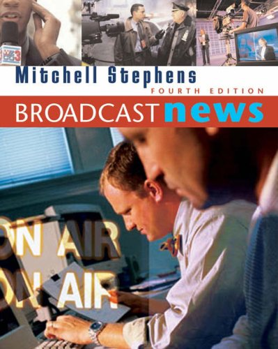 Broadcast News  4th 2005 (Revised) 9780534595708 Front Cover