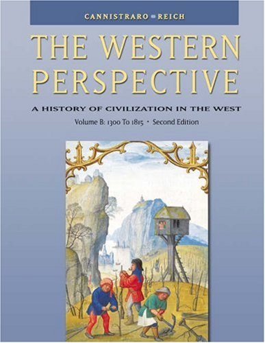 Western Perspective A History of Civilization in the West 2nd 2004 (Revised) 9780534610708 Front Cover