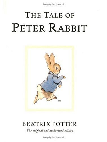 Tale of Peter Rabbit   2002 edition cover