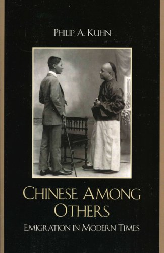 Chinese among Others Emigration in Modern Times  2008 9780742510708 Front Cover