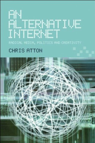 Alternative Internet   2004 9780748617708 Front Cover