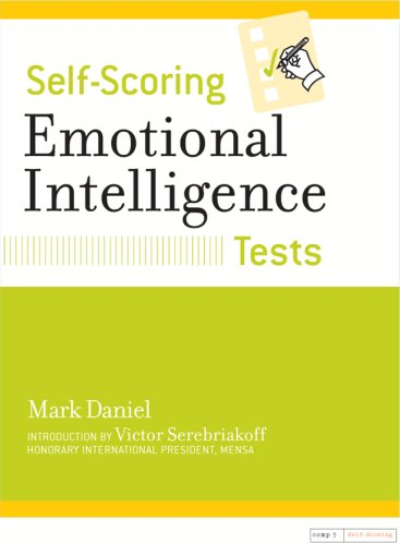 Self-Scoring Emotional Intelligence Tests  N/A edition cover