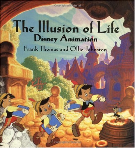 Illusion of Life Disney Animation N/A edition cover