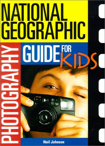 Photography Guide for Kids   2001 edition cover