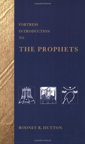 Fortress Introduction to the Prophets   2004 edition cover