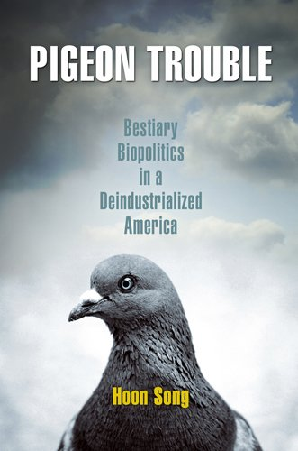 Pigeon Trouble Bestiary Biopolitics in a Deindustrialized America  2010 edition cover
