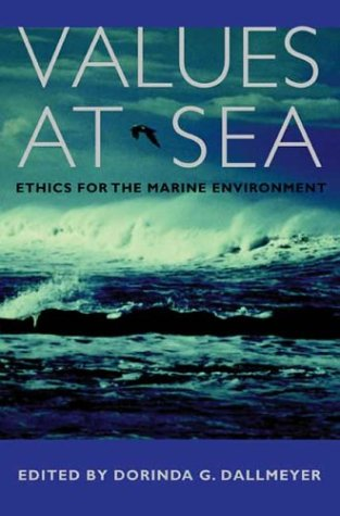 Values at Sea Ethics for the Marine Environment  2003 edition cover