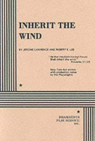 Inherit the Wind   2000 edition cover
