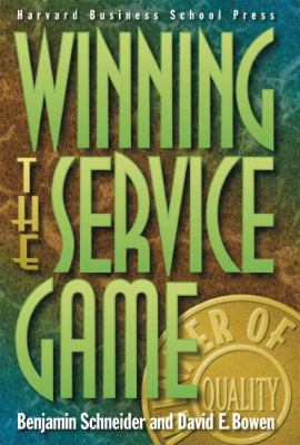 Winning the Service Game   1995 edition cover